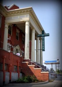 Bethesda Mission Entrance